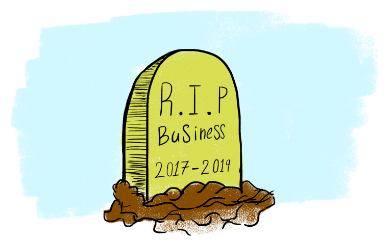 Why Many Businesses Fail Early? 1